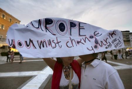 ¿Qué significa para Grecia y Europa el corralito?