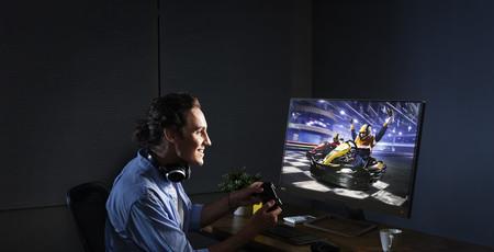 BenQ presenta su nuevo monitor gaming EX2780Q, un modelo que llega con sistema de sonido 2.1 incorporado
