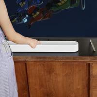 Sonos Beam, así es el nuevo altavoz inteligente de la marca que llega con AirPlay 2 y Alexa