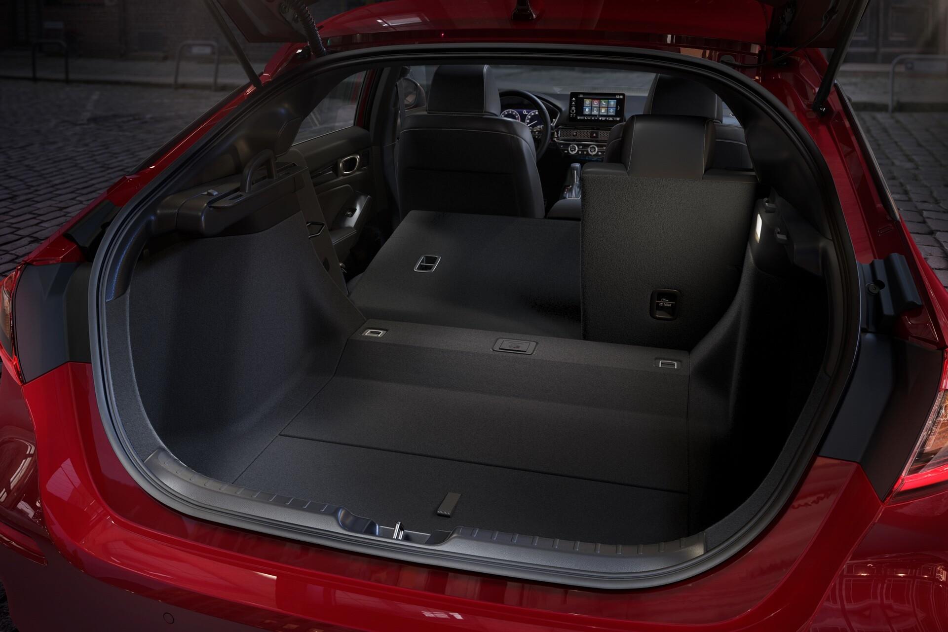 Foto de Honda Civic Hatchback 2022 (6/18)