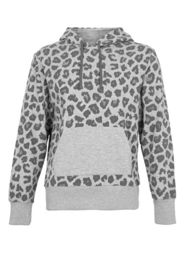 Básicos de otoño (IX): print de leopardo