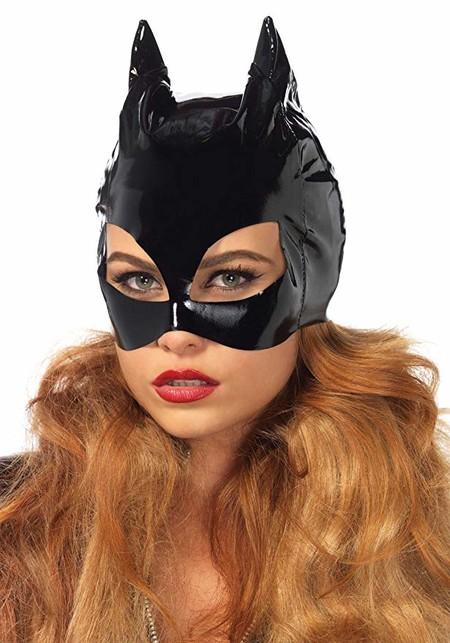 Leg Avenue- Gato Mujer, Color Negro, Talla Única (EUR 36-40) (101102)
