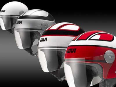 ¿Un casco con el encanto de lo antiguo y una seguridad del futuro? GIVI nos trae el 10.7 Bobber