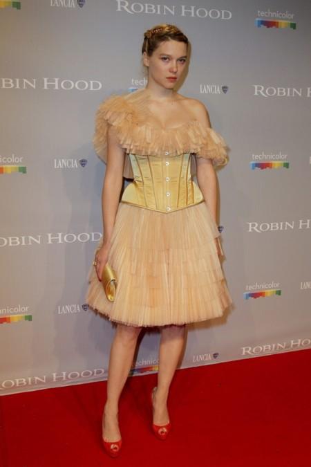 Lea Seydoux en 2010