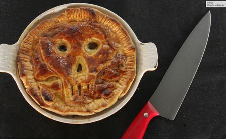 tarta envenenada de la bruja