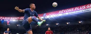 FIFA Ultimate Team ya tiene tráiler y comparte sus nuevas funciones: un diferente sistema de progresión y más opciones de configuración