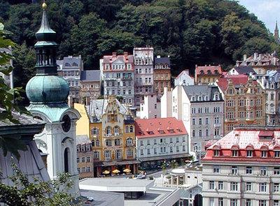 Karlovy Vary: en el corazón de la Bohemia checa