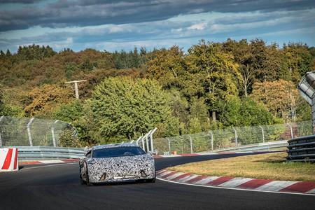 Lamborghini Huracán Performante Nürburgring