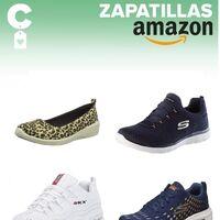 Chollos en tallas sueltas de zapatillas y zapatos Skechers en Amazon por menos de 30 euros