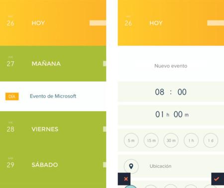 Peek Calendar, el calendario para los que sólo quieren gestos en su interfaz