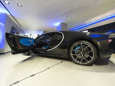 Si pides tu Bugatti Chiron hoy, lo recibirás para Navidad de 2019