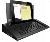iHome iDM5 le da buen hogar a tu tablet