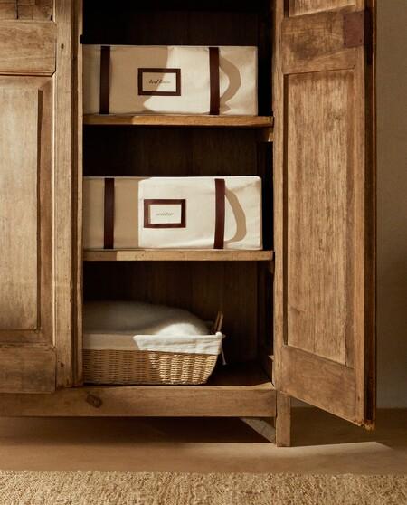 Zara Home lo vuelve a hacer y saca una colección tan bonita para hacer el  cambio de armario, que querrás hacerlo más de dos veces al año