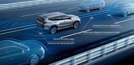Mitsubishi Montero Sport Precio Versiones Y Equipamiento En Mexico 2