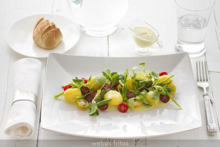 Ensalada De Patata Con Pesto Especial