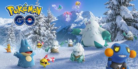 El festival de invierno llega a Pokémon GO con una buena cantidad de sorpresas para celebrar la Navidad a lo grande