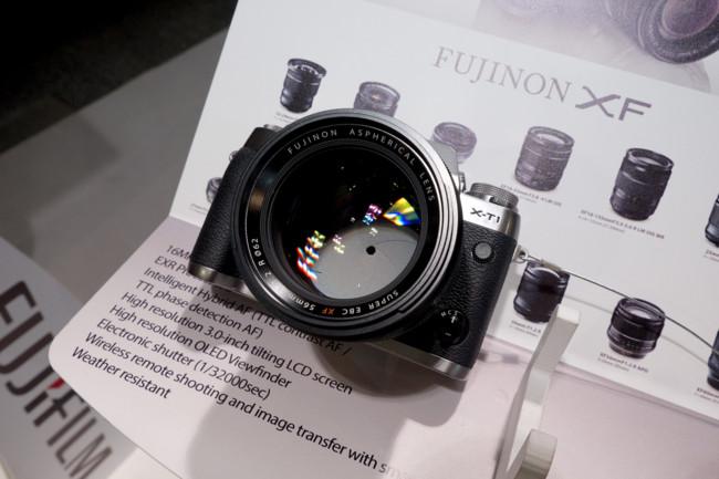 Fujifilm X-T1 IR, In the market for broad-spectrum camera - tinoshare.com