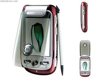 Motorola A1200, móvil bajo Linux