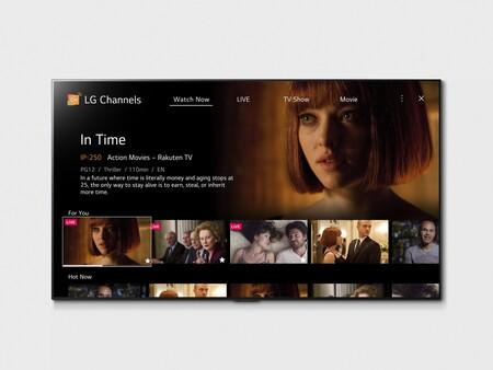LG mejorará y ampliará su servicio LG Channels: hasta 1.900 canales de TV gratis para poseedores de una tele con webOS