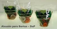 ¡Verduras listas para comer!