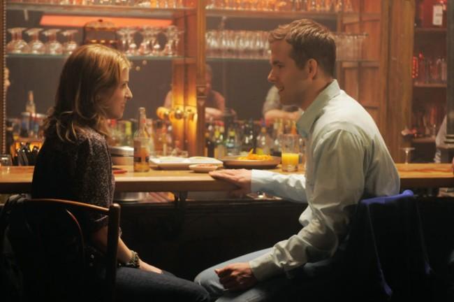 Anna Kendrick y Ryan Reynolds en 'The Voices'