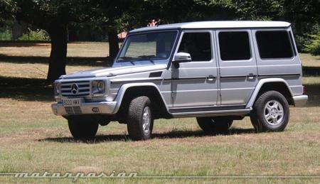 Mercedes Clase G 350 BlueTEC L