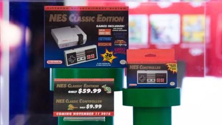 Así luce el encantador NES Classic en la Comic-Con de San Diego