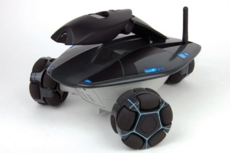 Nuevos robots de WowWee [CES 2008]