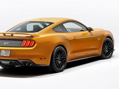 En este vídeo el nuevo Ford Mustang GT nos deleita con gorgoteos gracias a la nueva válvula de escape