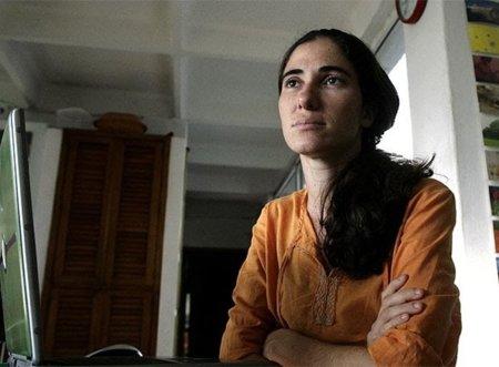 Detenida la bloguera cubana Yoani Sánchez [Actualizado]