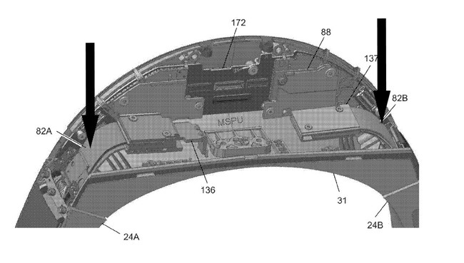 Hololens Patente