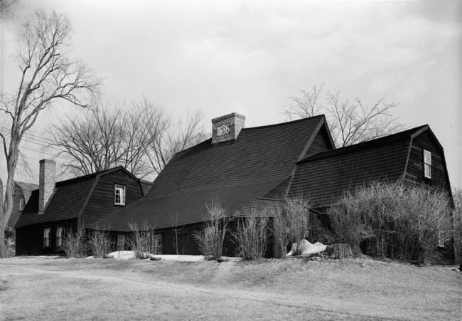 Fairbanks House Dedham