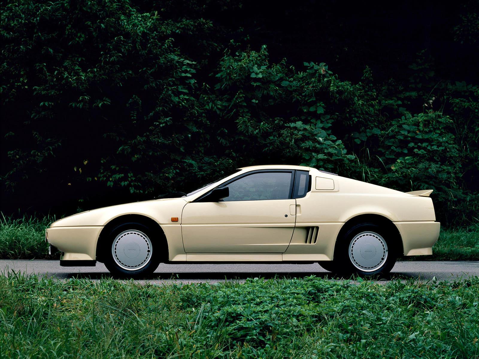 Foto de Nissan MID-4 Concept 1985 (6/12)