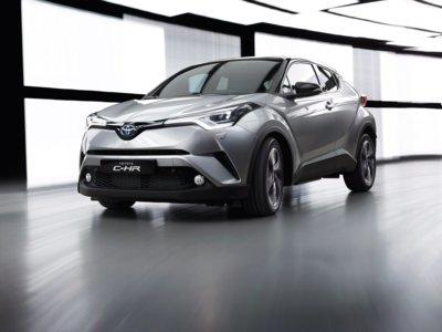 Toyota C-HR, porque más vale tarde que nunca para ser rival del Nissan Juke