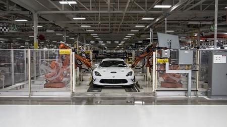 La fábrica del Dodge Viper en Detroit se convertirá en la sede de la colección de coches de FCA