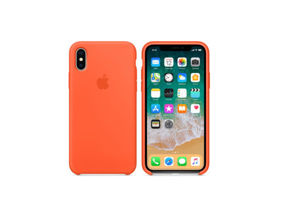 Apple lanza nuevos colores para la correa deportiva del Apple Watch y la funda de silicona del iPhone X