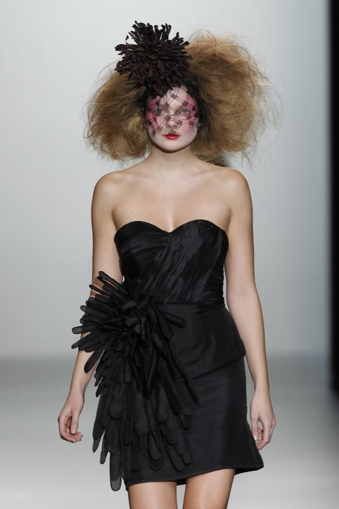 Foto de Elisa Palomino en la Cibeles Madrid Fashion Week Otoño-Invierno 2011/2012 (28/30)