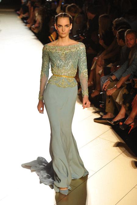 Elie Saab Alta Costura 2013