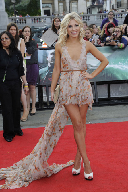 Mollie King it girl
