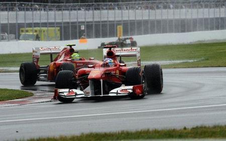 """Fernando Alonso: """"el título aún no está perdido"""""""