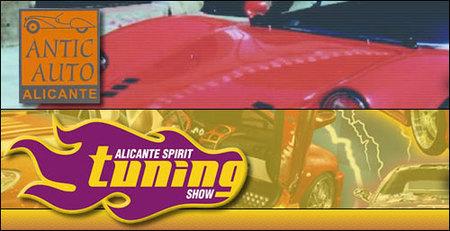 Antic Auto Alicante y Spirit Tuning Show, juntos pero no revueltos