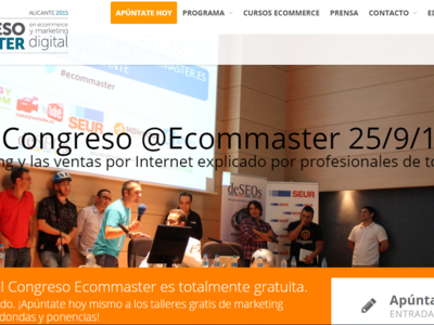 Tercer Congreso Ecommerce en Alicante