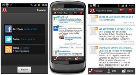 vodafone buzz gratis para Android