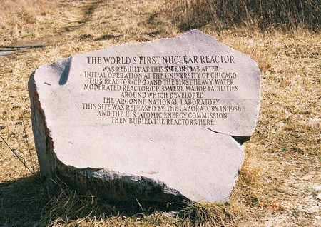 Marker At Site A