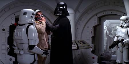 Raymus Antilles se encuentra con Vader