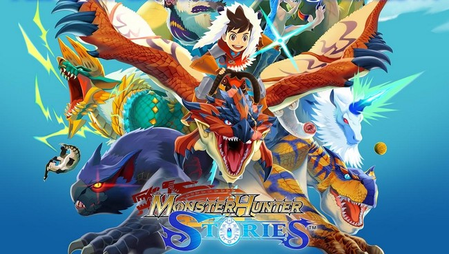 Monster Hunter Stories, el excelente RPG de Capcom llega a Android e iOS