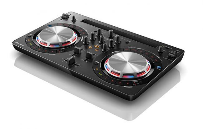 Con esta mesa de DJ mezclar canciones de Spotify está a tu alcance