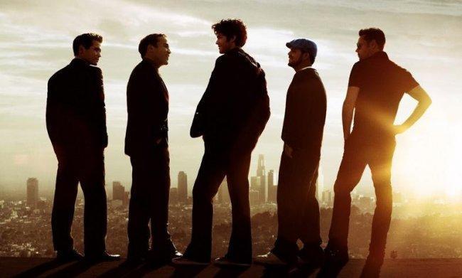 Imagen de la serie 'Entourage'