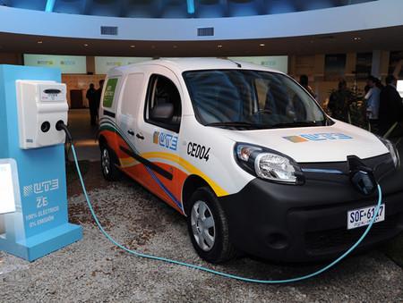 La Renault Kangoo ZE desembarca en Uruguay con 30 unidades