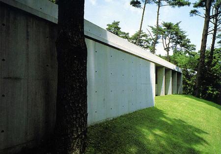casa Koshino-dormitorios
